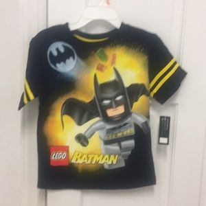 Black Batman t -shirt